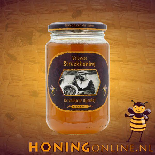 Veluwse Streek Honing Groot