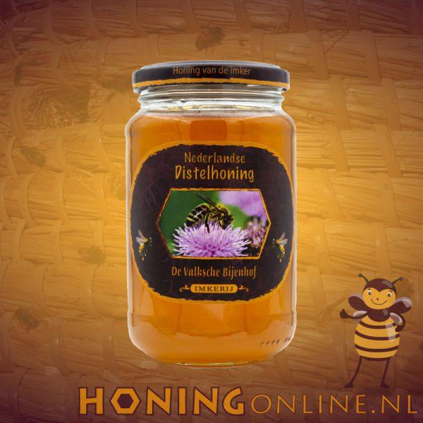 Distel Honing Groot