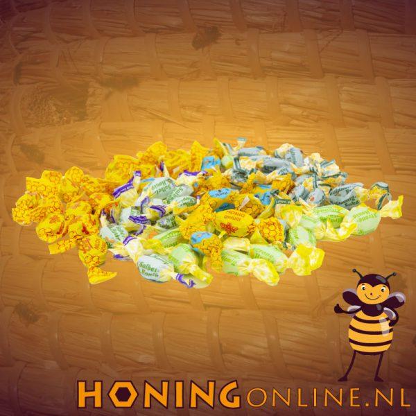5 Soorten Honingsnoep