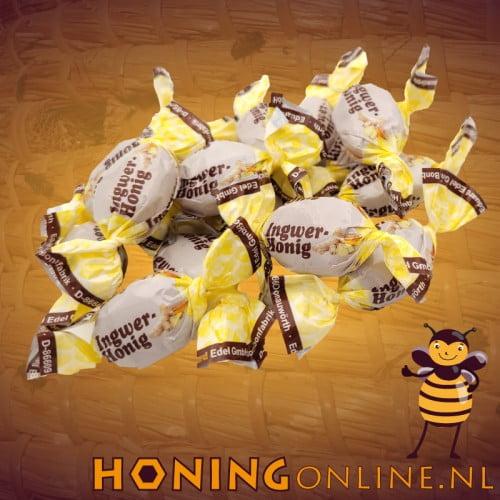 Honing Gember Snoep Gezond