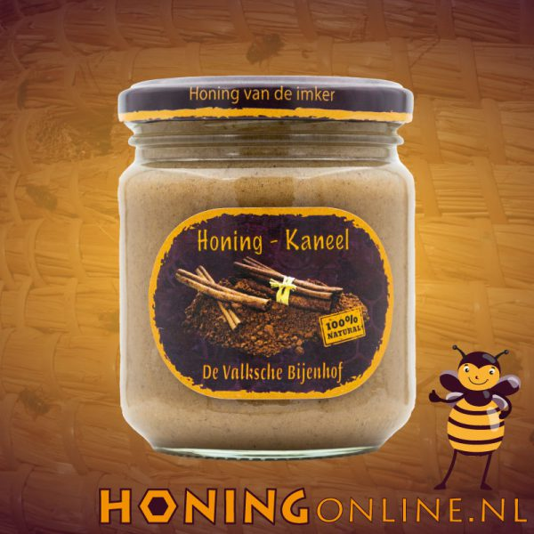 Honing Kaneel Middel