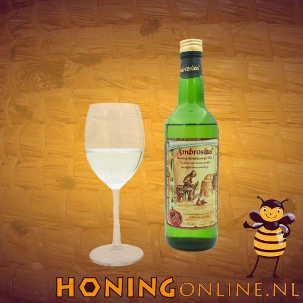 Honing Kruidenwijn Wit