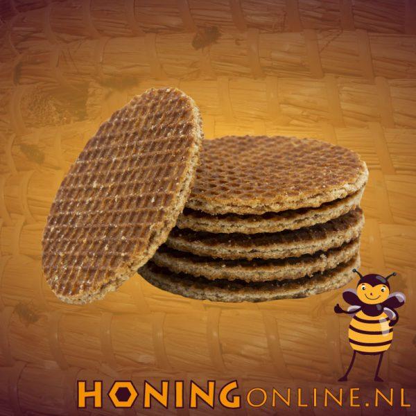 Honing Stroopwafels