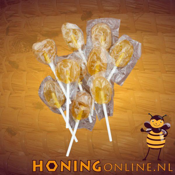 Honinglolly 25 Stuks