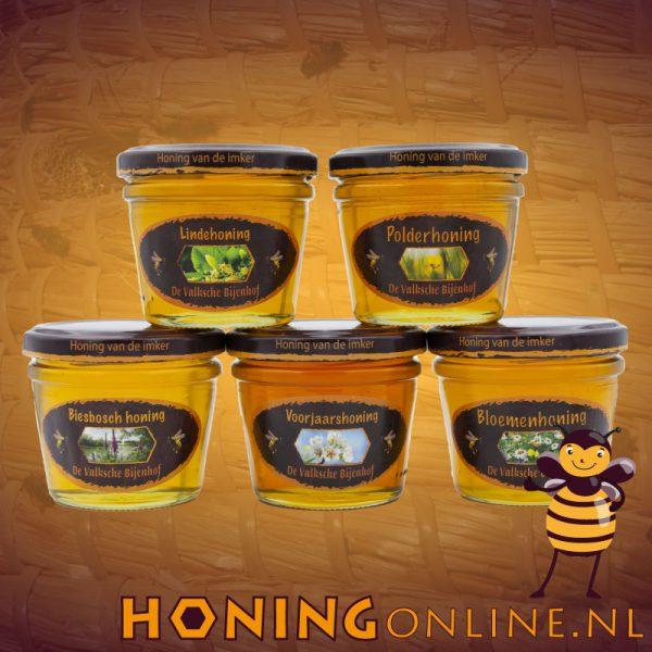 Honingpakket Zonder Raat