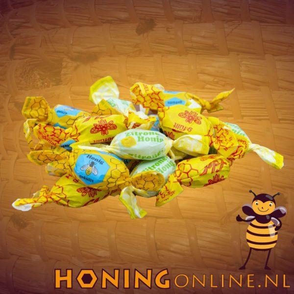 Honingsnoepjes 3 Smaken
