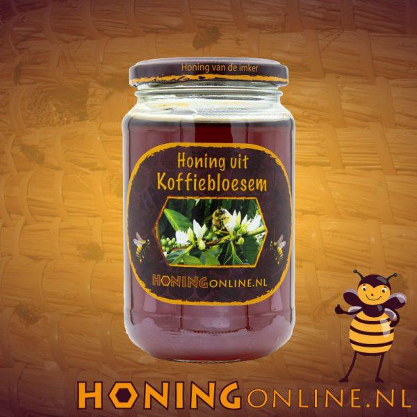 Koffiebloesem Honing Groot