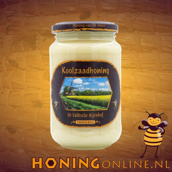 Koolzaad Honing Groot
