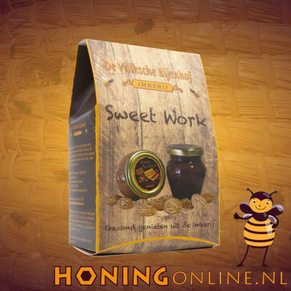 Sweet Work Honingbabbelaars