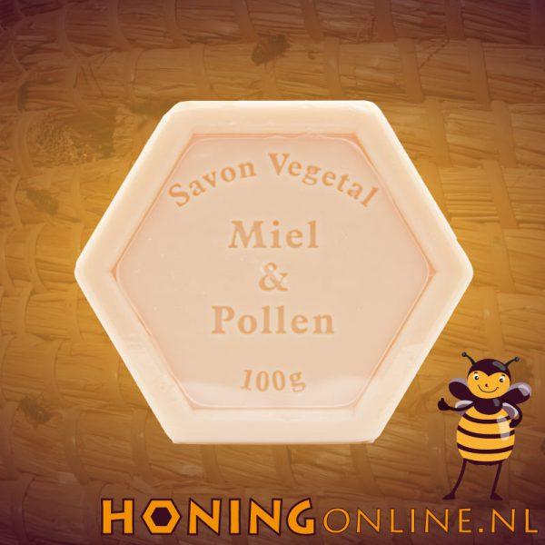 Zeep Met Pollen