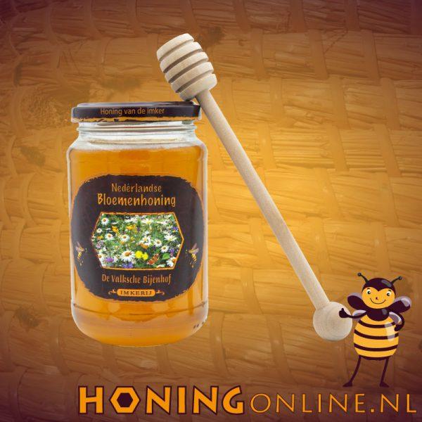 Duopakket 'honing met lepel'