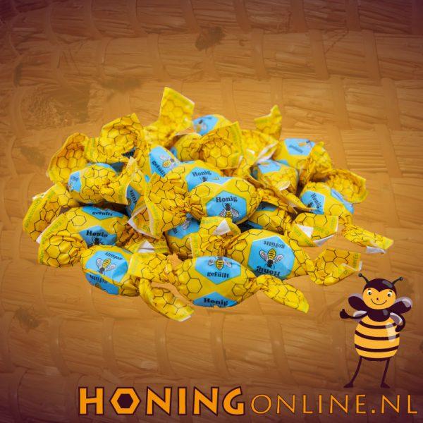 Extra Veel Honing Snoep