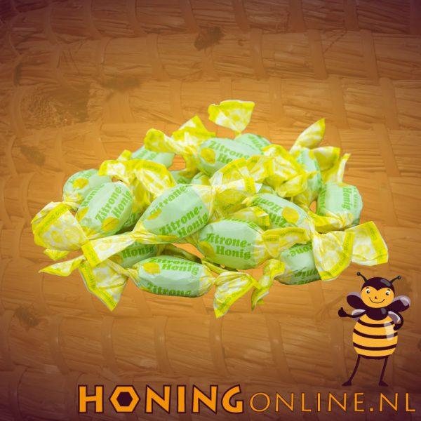 Honing & Citroen Snoep