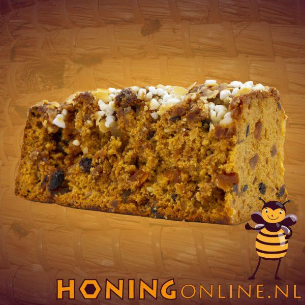 Honingkoek Met Fruit