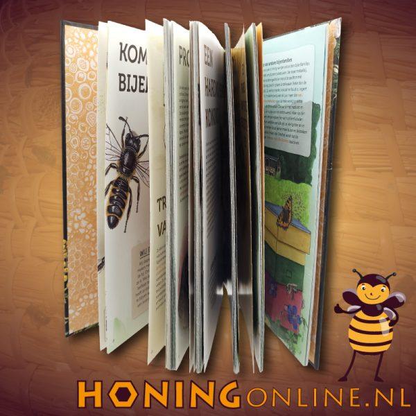 Binnenzijde Boek Voor Bijen Fans